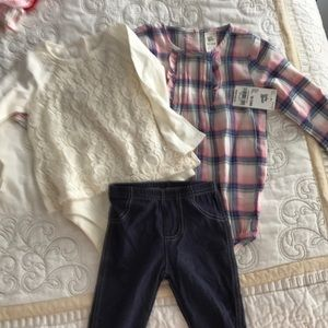 Other - 3 piece outfit! Mix and match!
